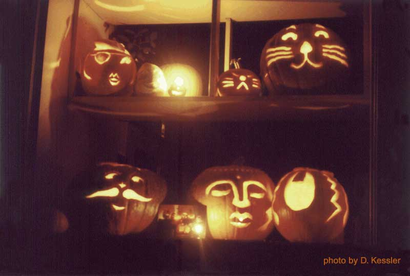 pumpkin carving 2002